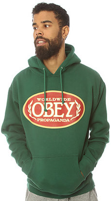 Obey The Blunts Pullover Hoodie