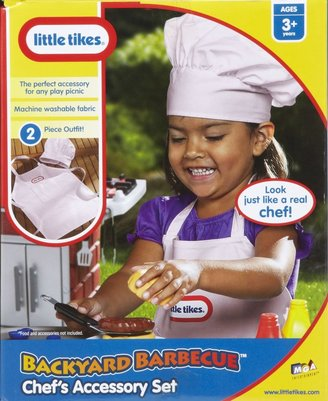 Little Tikes Backyard Barbeque Girl Chef's Accessory Set - Pink