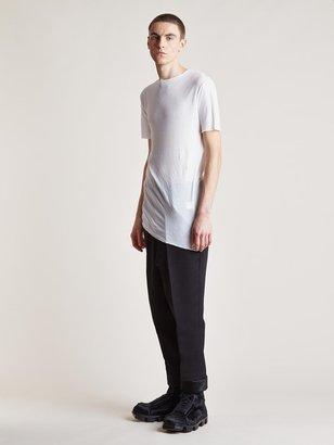 Thamanyah Men's Tessuti Cotton T-Shirt