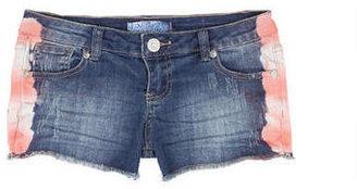 Delia's Pink Tie Dye Short