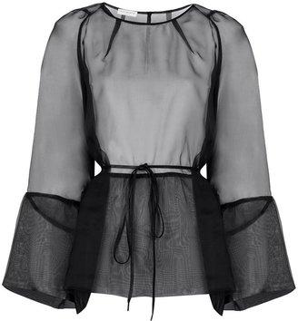 Dries Van Noten 'Chessa' blouse