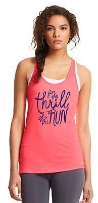 Under Armour Women's For The Thrill Of The Run Tank