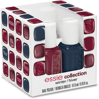 Essie Winter 2013 Nail Polish Cube Collection