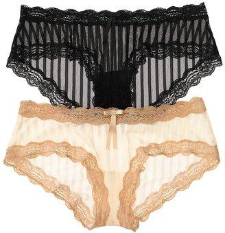 Elle Macpherson Intimates Boyleg - Women's Sheer Ribbons #E15-328