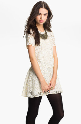 Free People 'Beautiful Dreamer' Lace Dress