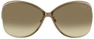 Roberto Cavalli Variscite - Logo Open Lens Sunglasses