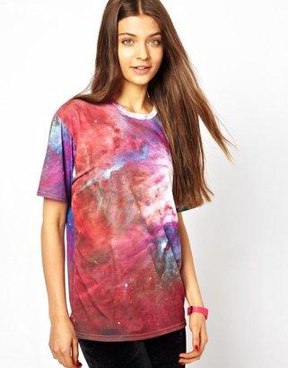 Mr. Gugu & Miss Go Nebula T-Shirt