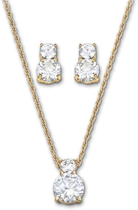Swarovski Brilliance Earring & Necklace Set