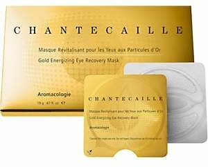 Chantecaille Women's Gold Energizing Eye Recovery Mask