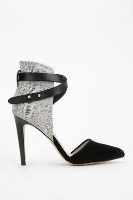 Joe's Jeans Laney Ankle-Wrap Heel