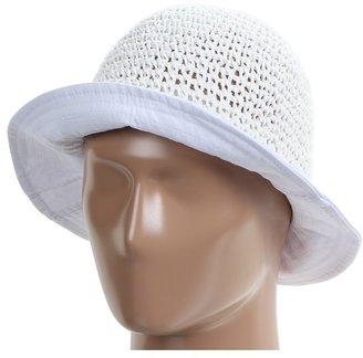 Echo Deign Crochet Beach Hat Traditional Hat
