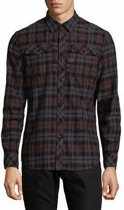 G Star Landoh Cotton Sport Shirt