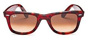 Ray-Ban Unisex Wayfarer Sunglasses, 50mm