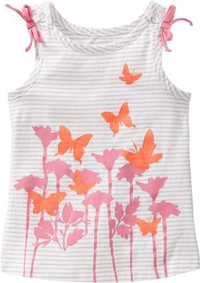 Old Navy Printed Bow-Tie Tanks for Baby