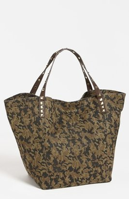 Steve Madden Steven by Studded Tote, Extra Large