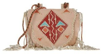 Antik Batik Medium leather bag