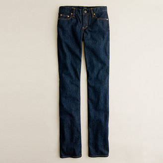 J.Crew Bootcut jean in classic rinse wash