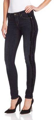 Rich & Skinny Women's Skinny Jean in Indigo Stacked