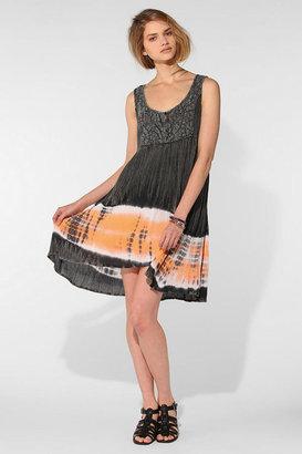 MinkPink We All Shine By Magic Shroom Babydoll Dress