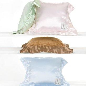 Little Giraffe Luxe Satin Pillow