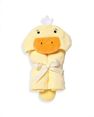 Elegant Baby Infant Unisex Ducky Baby Bath Wrap