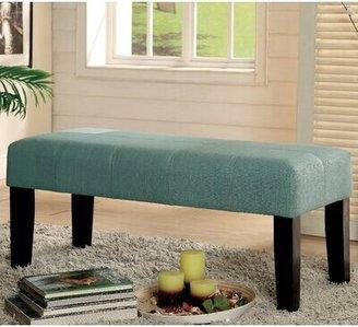 Hokku Designs Bench Color: Blue