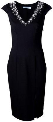 Blumarine embellished dress