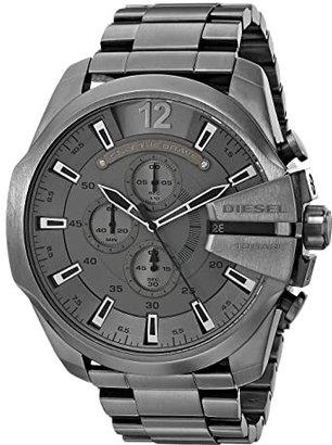 Diesel Mega Chief DZ4282 (Gunmetal) Watches