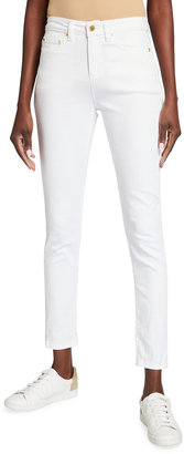 MICHAEL Michael Kors Skinny High-Waist Ankle Jeans