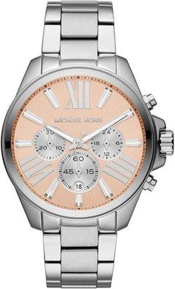 MICHAEL Michael Kors Michael Kors 'Wren' Chronograph Bracelet Watch, 42mm