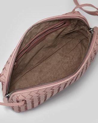 Bottega Veneta Veneta Small Crossbody Bag, Mauve
