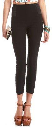 Charlotte Russe Elastic Side Millennium Skinny Pant