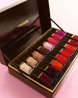 Tom Ford Exclusive 16 Color Nail Set