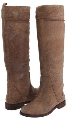KORS Nicolette (Slate Washed Leather) - Footwear