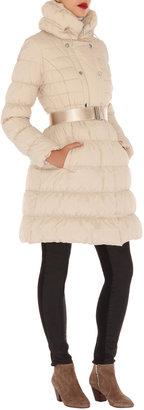 Karen Millen Signature Padded Coat