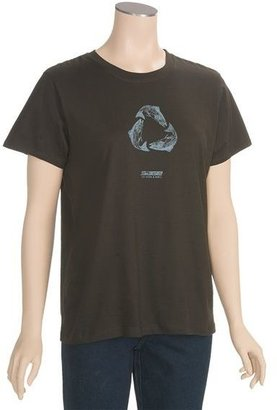 @Model.CurrentBrand.Name Sage Eco T-Shirt - Organic Cotton, Short Sleeve (For Women)