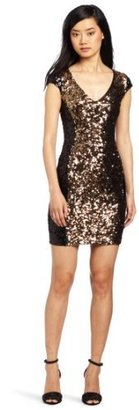 French Connection Women's Moonray Sequin Dress