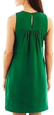 JCPenney Fynn & Rose Sleeveless Cutout Dress - Petite