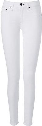 Rag and Bone Rag & Bone Bright White Skinny Jeans