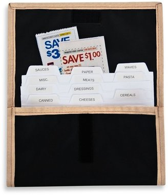 Coupon Organizer Wallet $6.99 thestylecure.com