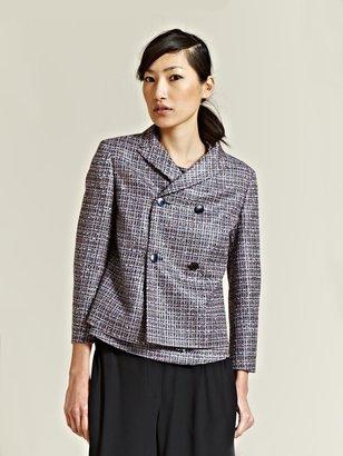 Jil Sander Women's Lauper Double Breasted Jacket