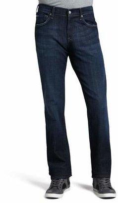 "7 For All Mankind Men's Austyn Los Angeles Dark Jeans, 36"""