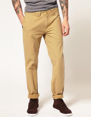 Addict Chino Straight Pants