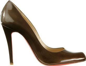 Christian Louboutin Decollete 868 100 Patent Pumps