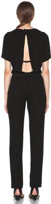 A.L.C. Harlan Jumpsuit in Black
