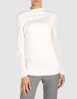 Calvin Klein COLLECTION Short sleeve sweaters