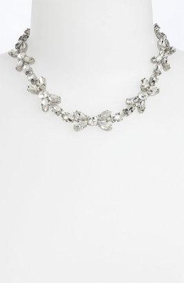 Kate Spade 'crystal Petals' Collar Necklace