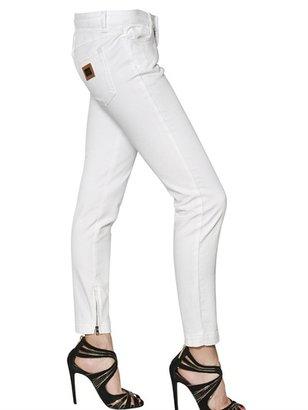 Dolce & Gabbana Pretty Stretch Cotton Denim Jeans