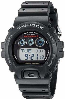 Casio G-Shock GW6900-1 Men's Tough Solar Resin Sport Watch