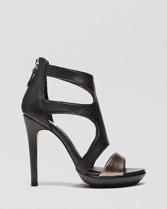 Dolce Vita Platform Sandals - Swift High Heel